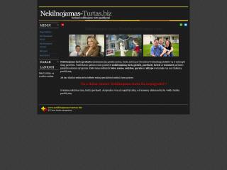 Nekilnojamojo turto agentura - www.nekilnojamas-turtas.biz