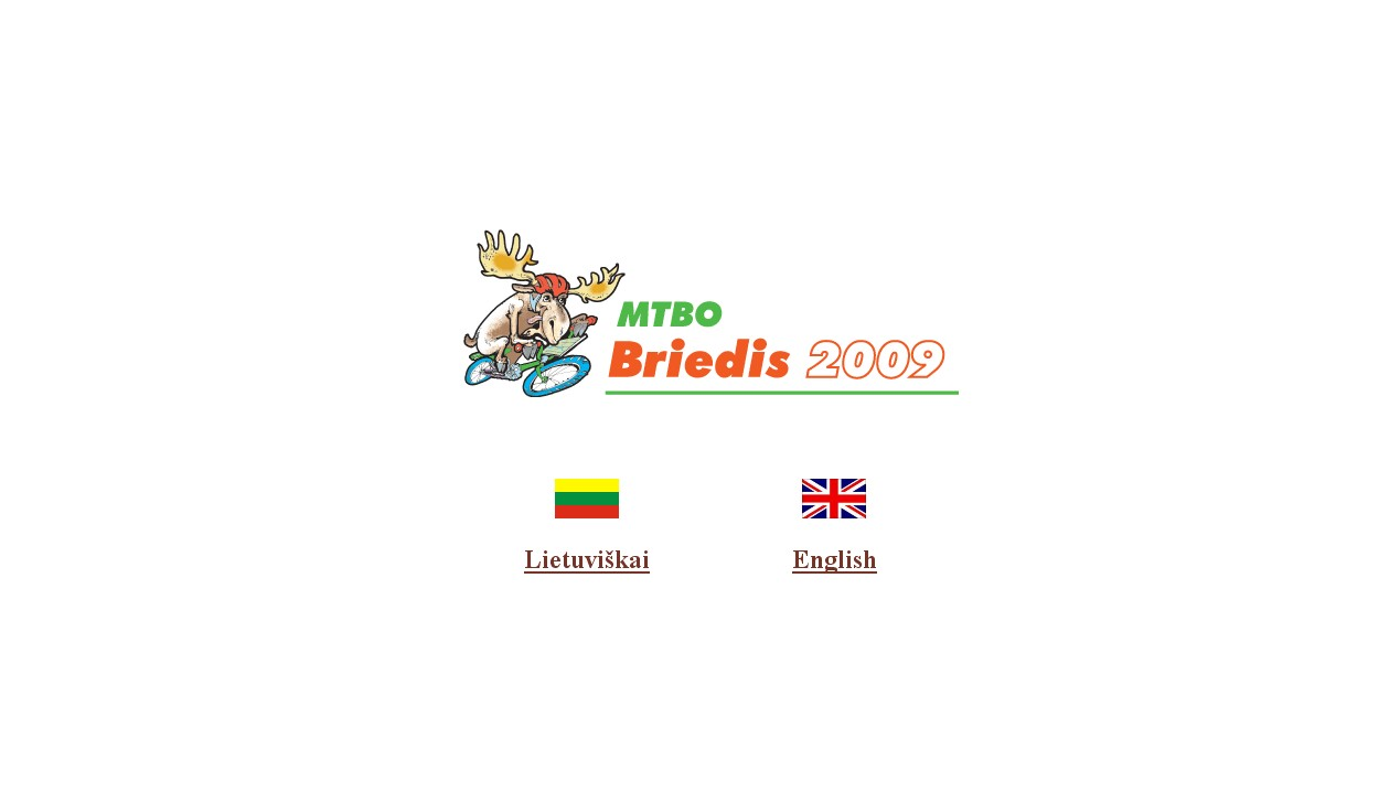 MTBO Briedis