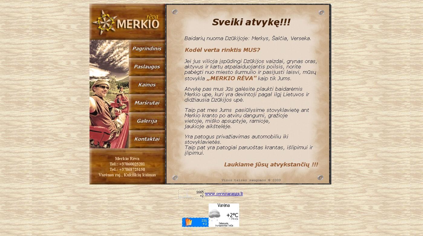 Merkio Reva
