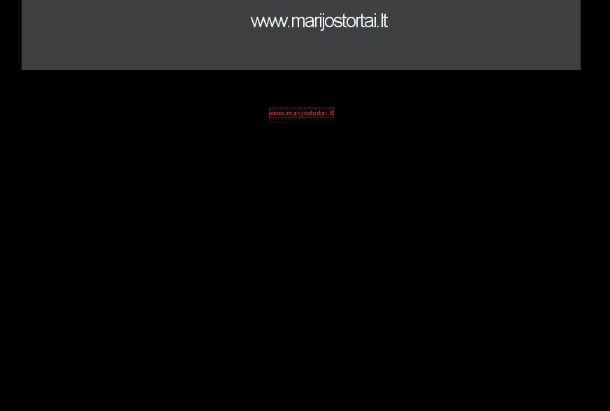www.marijostortai.lt